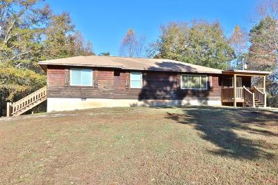 Gainesville Single Family Home For Sale: 5875 Julian Road