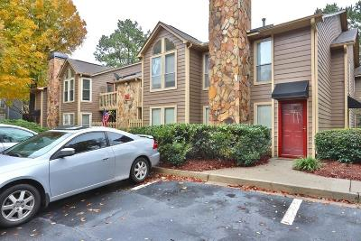 Roswell Condo/Townhouse For Sale: 1017 Canyon Point Circle