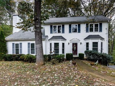 Canton Single Family Home For Sale