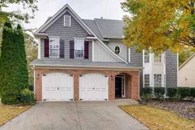 Alpharetta Single Family Home For Sale: 525 Stillhouse Lane