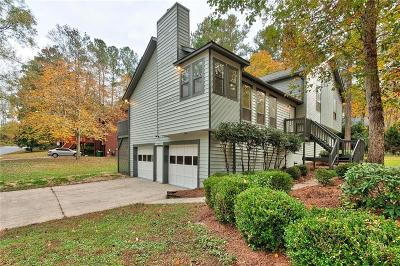 Acworth Single Family Home For Sale: 1131 Reading Drive NW