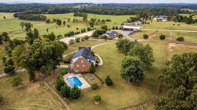 Adairsville Single Family Home For Sale: 1862 Union Grove Church Road SE