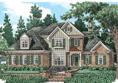 Alpharetta, Atlanta, Duluth, Dunwoody, Roswell, Sandy Springs, Suwanee, Norcross Single Family Home For Sale: 3681 River Mansion Drive