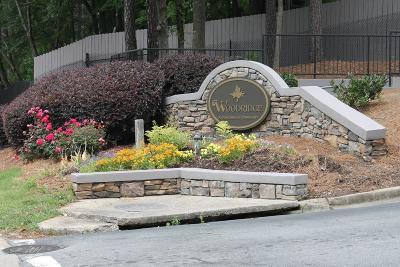 Tucker Condo/Townhouse For Sale: 4031 Woodridge Way S
