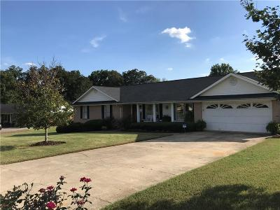 Cartersville Single Family Home For Sale: 10 Wesley Trace SE