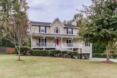 Powder Springs Single Family Home Contingent-Due Diligence: 133 Courtland Circle