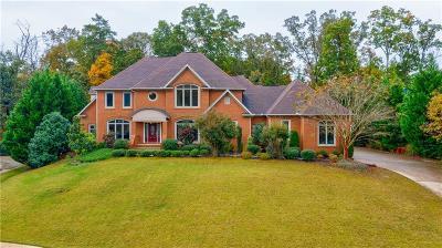 Douglasville Single Family Home For Sale: 5653 Tuxedo Drive