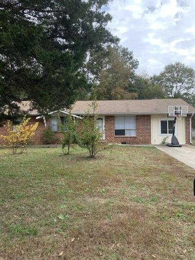 Hampton Single Family Home For Sale: 181 Caldwell Drive