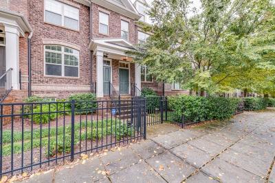 Atlanta Condo/Townhouse For Sale: 1223 Lavista Road