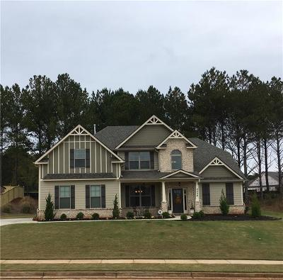 Monroe Single Family Home For Sale: 2334 Persimmon Chase