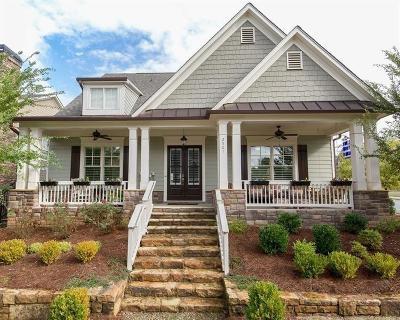 Woodstock Single Family Home For Sale: 2501 Wyatt Way