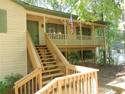 Woodstock Single Family Home For Sale: 508 River Lakeside Lane