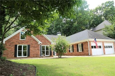 Acworth Single Family Home For Sale: 6075 Braidwood Bend NW
