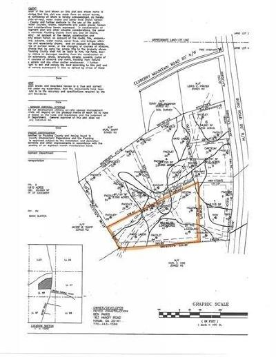 Paulding County Residential Lots & Land For Sale: Smokey Path
