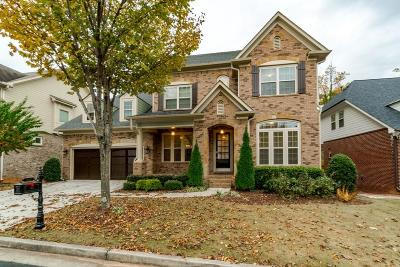 Johns Creek Single Family Home For Sale: 822 Pistace Court