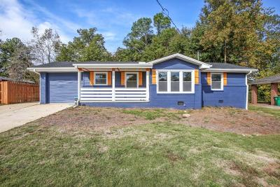 Decatur Single Family Home For Sale: 2806 Lynda Place