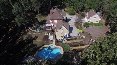 Buford Single Family Home For Sale: 3515 S Puckett Road