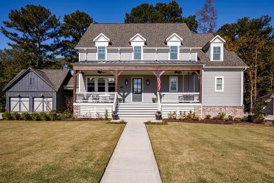 Roswell Single Family Home For Sale: 1155 Allenbrook Lane
