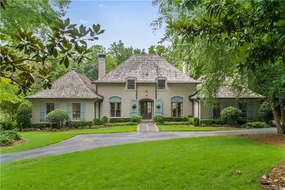 Alpharetta, Atlanta, Duluth, Dunwoody, Roswell, Sandy Springs, Suwanee, Norcross Single Family Home For Sale: 2814 Wyngate Drive NW