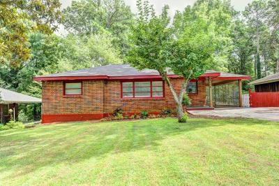Decatur Single Family Home For Sale: 1078 Canal Street