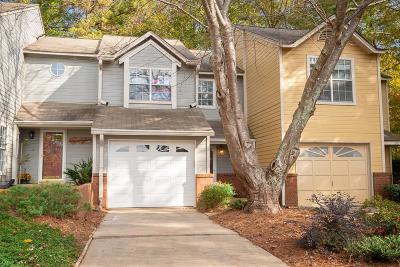 Lawrenceville Condo/Townhouse For Sale: 3184 Long Iron Drive