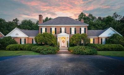 Monroe Single Family Home For Sale: 601 Belle Meade Road