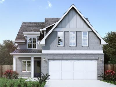 Smyrna Single Family Home For Sale: 1506 Walker Street SE