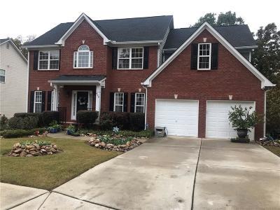 Jonesboro Single Family Home For Sale: 508 Serene Waters Trail