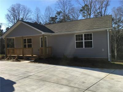 Forsyth County Single Family Home For Sale: 6095 Crystal Cove Trail