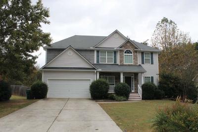 Hiram Single Family Home For Sale: 345 Creekside Ovlk