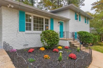 Decatur Single Family Home For Sale: 2277 Colleen Court