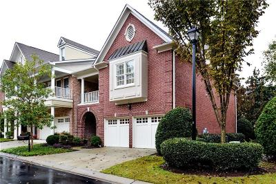Dunwoody Condo/Townhouse For Sale: 1229 Village Terrace Court