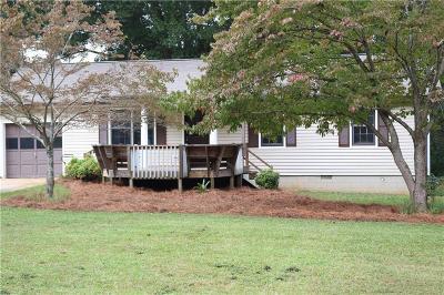 Dallas Single Family Home For Sale: 2338 Villa Rica Highway
