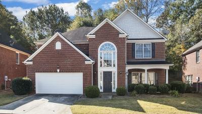 Smyrna Single Family Home For Sale: 146 Ennisbrook Drive SE