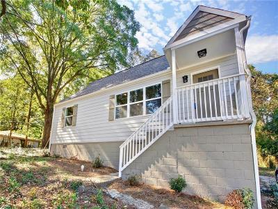 Atlanta Single Family Home For Sale: 2561 Sylvan Road