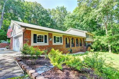 Cumming Single Family Home For Sale: 1965 Goldmine Drive