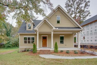 Single Family Home For Sale: 3279 Connally Street