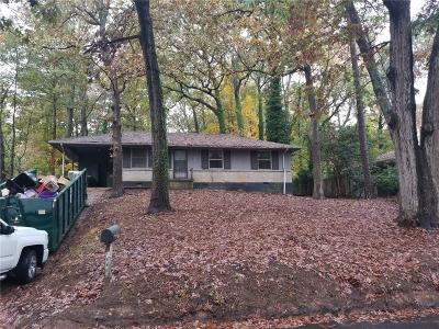 Single Family Home For Sale: 3371 Ruby H Harper Boulevard SE