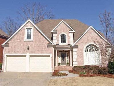 Marietta Single Family Home For Sale: 1325 Baileys Corner