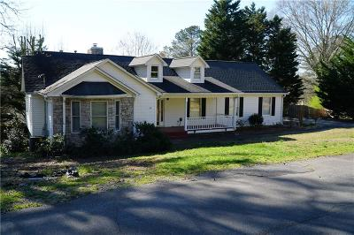 Rome Single Family Home For Sale: 402 Flora Ave Extension SE