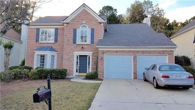 Johns Creek Single Family Home For Sale: 10705 Hawkhurst Way