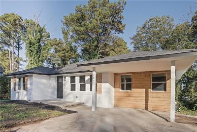 Atlanta Single Family Home For Sale: 1690 Woodland Avenue SE