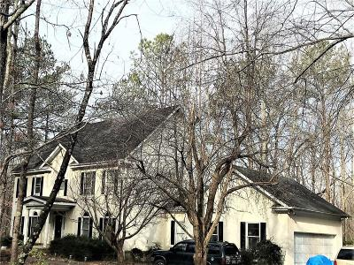 Alpharetta Single Family Home Contingent-Due Diligence: 140 Bay Colt Road