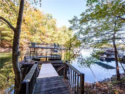 Gainesville Single Family Home For Sale: 4911 Habersham Walk
