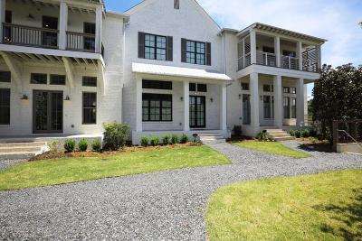 Fulton County Condo/Townhouse For Sale: 11520 Folia Circle #2