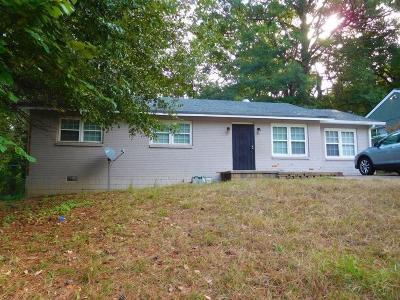 Atlanta Single Family Home For Sale: 2912 Springside Place SE