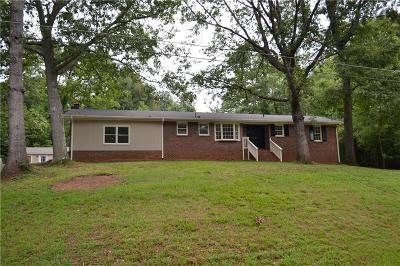 Canton Single Family Home For Sale: 1220 Dewberry Lane