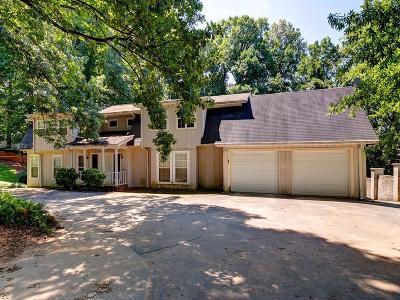 Atlanta Single Family Home For Sale: 305 Franklin Road