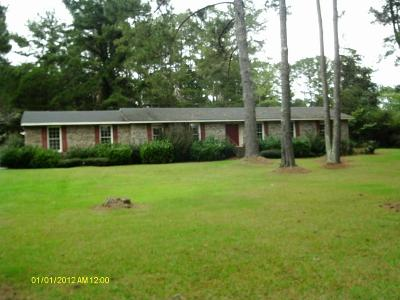 Rockmart Single Family Home Contingent-Due Diligence: 203 Valley View Drive