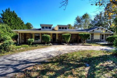 Cartersville Single Family Home For Sale: 15 Little Valley Road